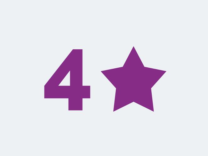 Locations 4 étoiles