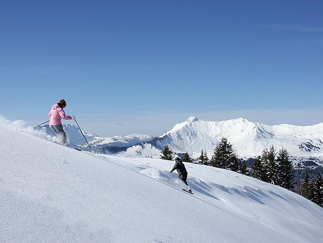 Location matériel de skis