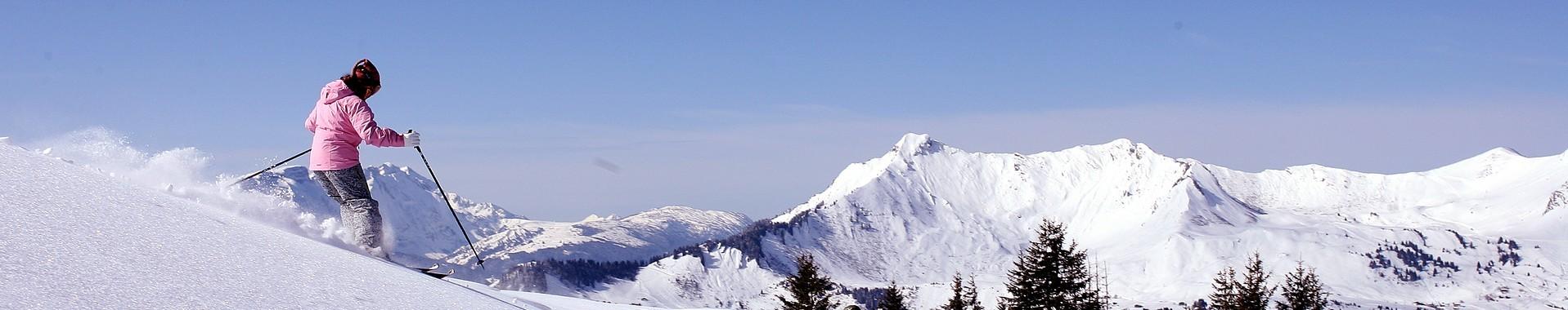 Bien skier avec Les Gets Hébergements