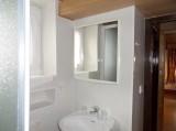 salle de bain-appartement 3 pièces-6 personnes-bon accueil-les gets