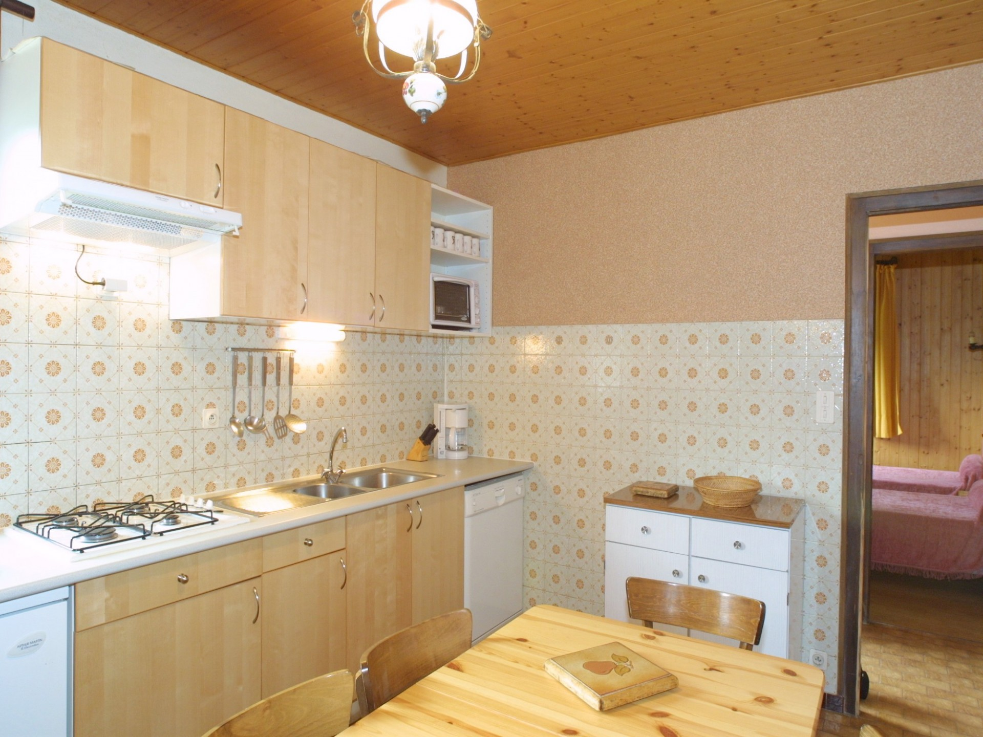 Les Gets-location-appartement 6 personnes-chalet le corzolet