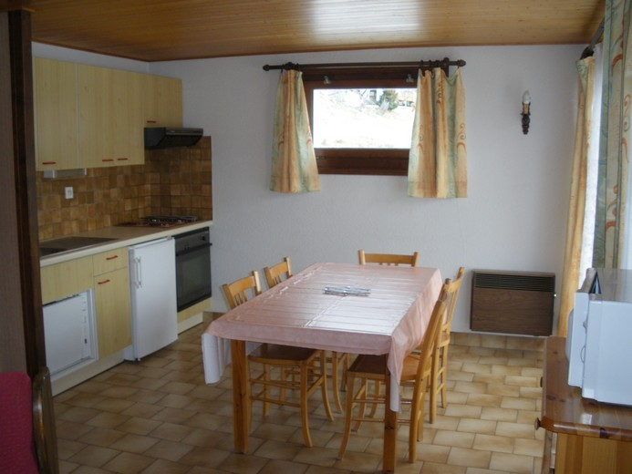 Location appartement les gets n sors edelweiss for Salle a manger 1920