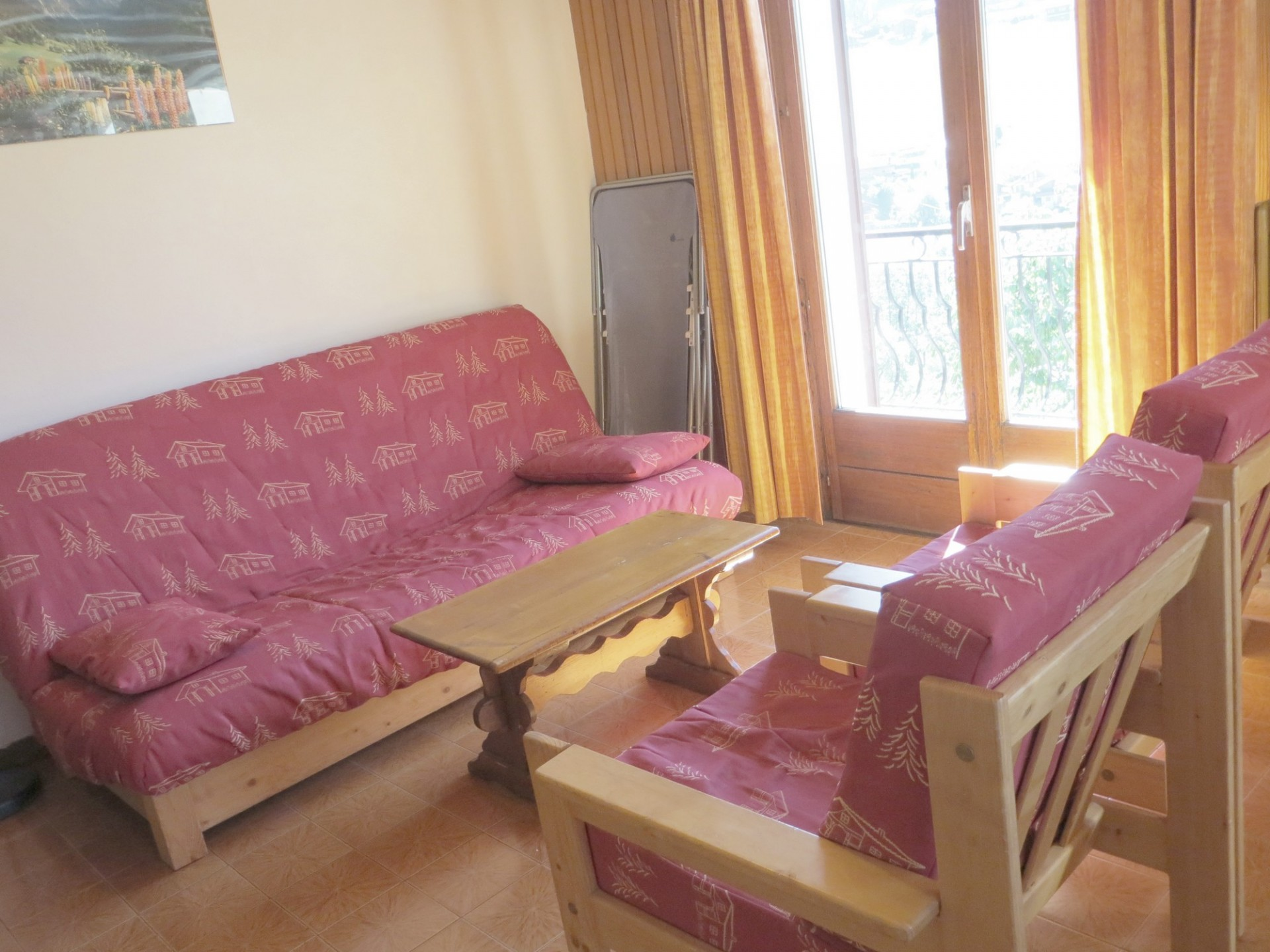 location appartement-5 personnes-chalet le corzolet,-Les Gets